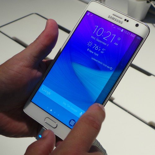 Samsung Galaxy Note Edge due in U.S. November 14