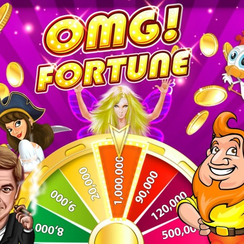 Test your luck in OMG! Fortune Free Slots (review)