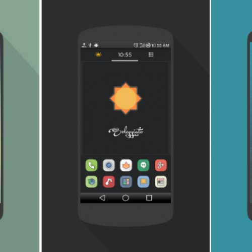 Get This Look: Parallax Icon Pack