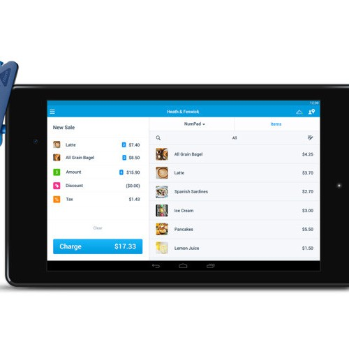 PayPal's Here credit card reader finally works on Android tablets