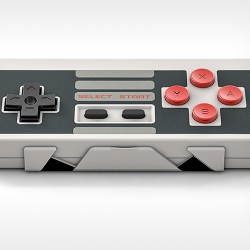 NES30: Bluetooth/USB retro gaming controller $29.99 [Deal of the Day]