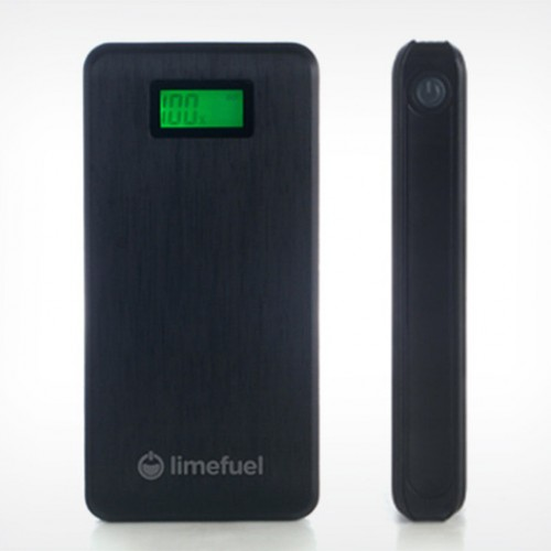 Limefuel Lite: Last chance for a $35.99 dual USB battery pack [Deal of the Day]