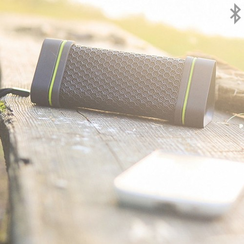 RAW Beats: Big sound from a rugged Bluetooth speaker $39.99 [Deal of the Day]