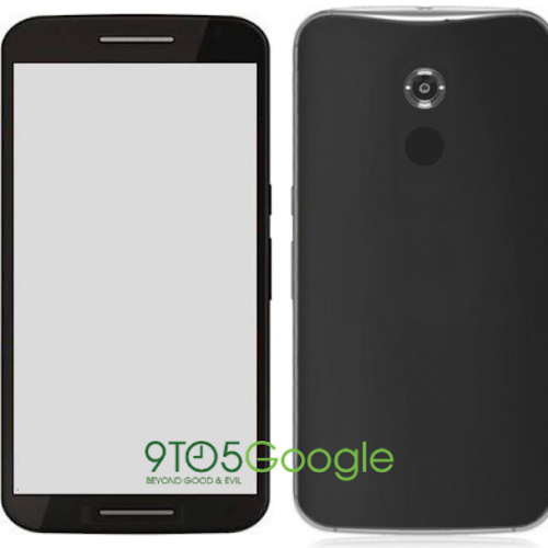 New Moto Nexus details come to light with leaked render
