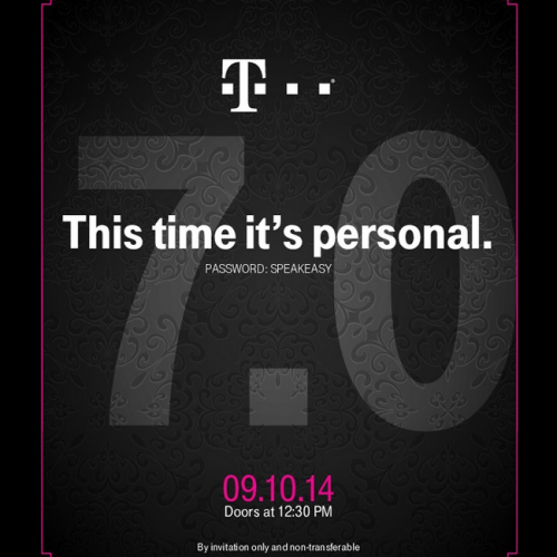 Speakasy? Personal? T-Mobile plays it coy for Un-carrier 7.0 event