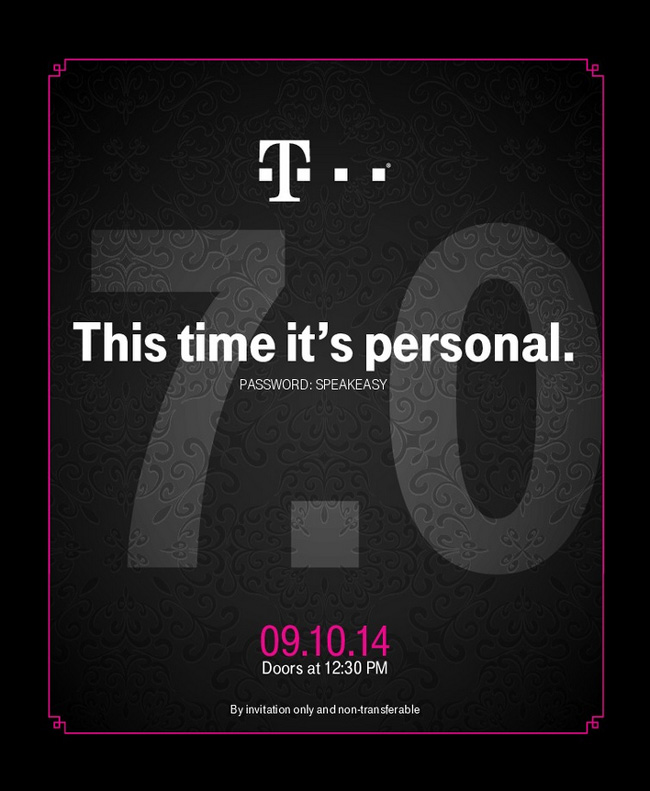 Speakasy? Personal? T-Mobile plays it coy for Un-carrier 7 0 event