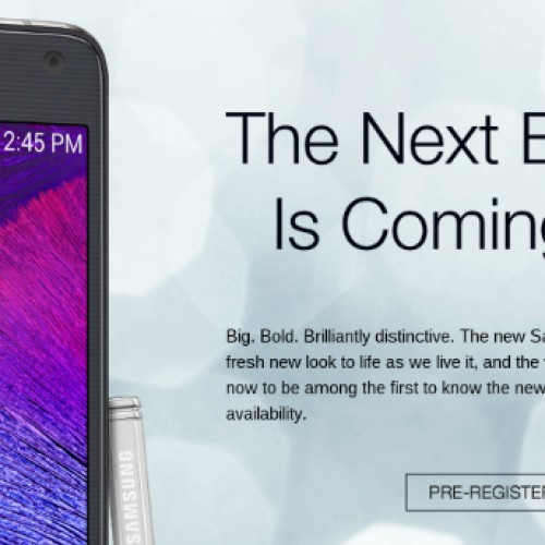 Sprint taking Galaxy Note 4 pre-orders September 26