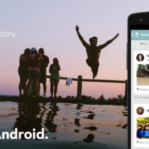 Findery now on Android to Help Travelers Discover the World Around Them