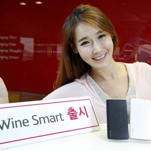 LG bucks convention with Wine Smart flip smartphone