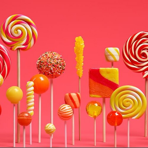 Android 5.0 Lollipop Upgrade Watch