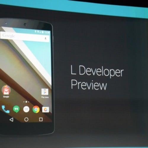 Android L developer preview enables 64-bit apps