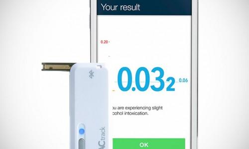 BACtrack Vio mobile breathalyzer review