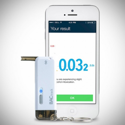 BACtrack Vio mobile breathalyzer review