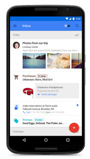 How to invite friends to Inbox by Gmail