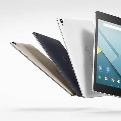 HTC Nexus 9 announced for November 3