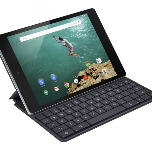 Nexus 9 keyboard cover gives Surface Pro competition