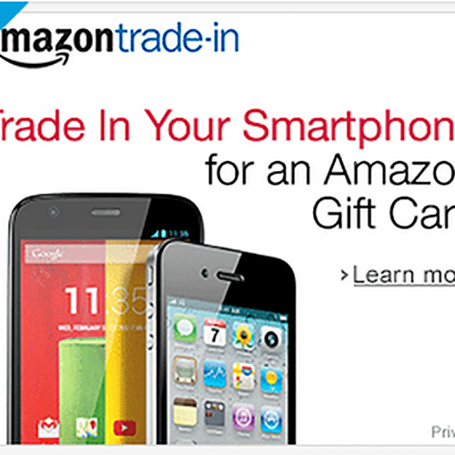 Accessory of the Day: Trade in your old smartphone or tablet for Amazon cash