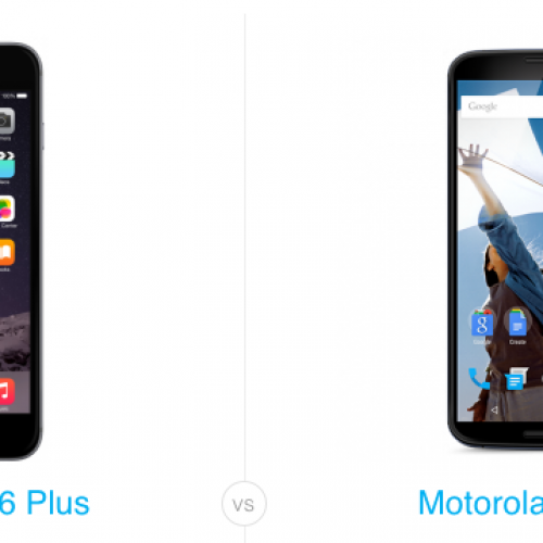 Nexus 6 vs iPhone 6 Plus: The battle of the phablets
