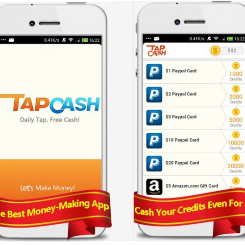 Tap Cash Review