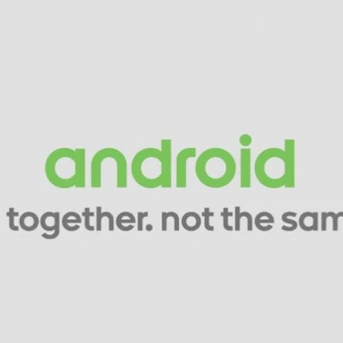 Sundar Pichai and Google tease Android 5.0 and L