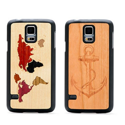 CARVED wood case for Samsung Galaxy S5 review