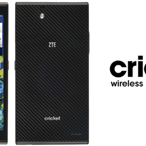 Cricket calls up $200 ZTE Grand X Max for October 10