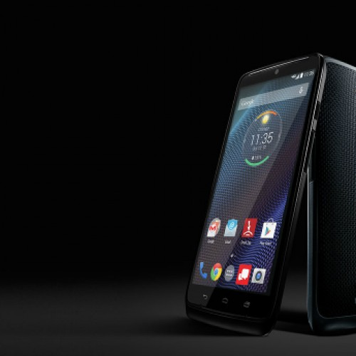 POWER UP! Verizon announces Motorola Droid Turbo for October 30