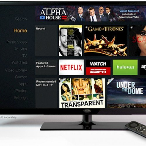 Amazon Fire TV adds over 600 channels, apps, and games in 3 months