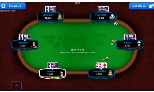 Full Tilt Poker app review