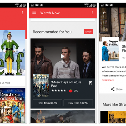 Google Play Movies & TV Shows updated to version 3.4.23 [APK Download]