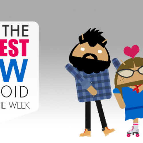 10 of the hottest new Android apps of the week (October 26)