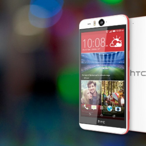 HTC announces high-end, waterproof selfie-centered Desire EYE