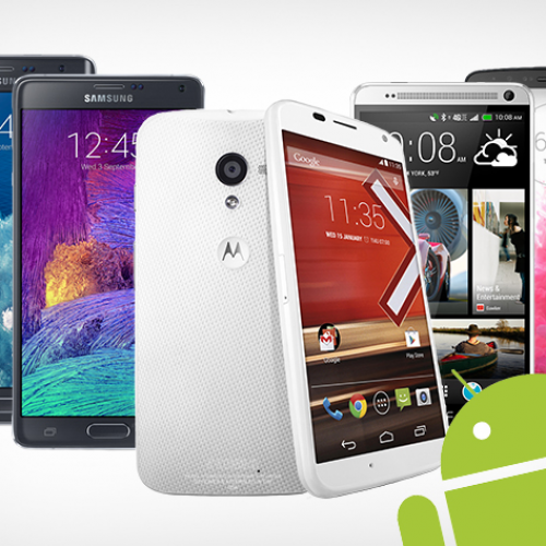 Choose Your Own Android Giveaway (Updated): Win a free, top of the line, phone of your choice [Deal of the Day]