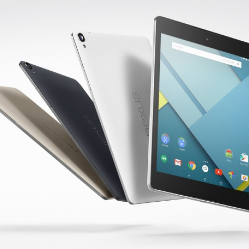 Nexus 9 32 GB (Black) available for pre-order on Amazon UK
