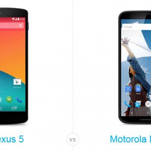 Nexus 6 vs Nexus 5: A civil war within Google