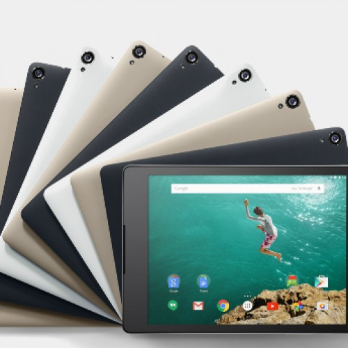 Nexus 9 available for pre-order on Amazon