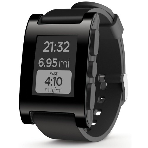 Accessory of the Day: Pebble Smartwatch $99.99