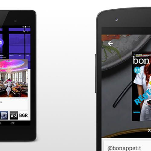 Download and Install Newsstand version 3.3.1 APK (Material Design)