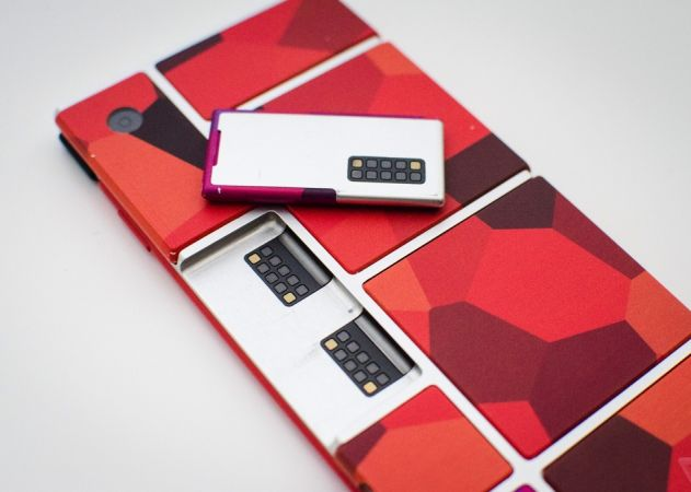 Project Ara, the modular handset