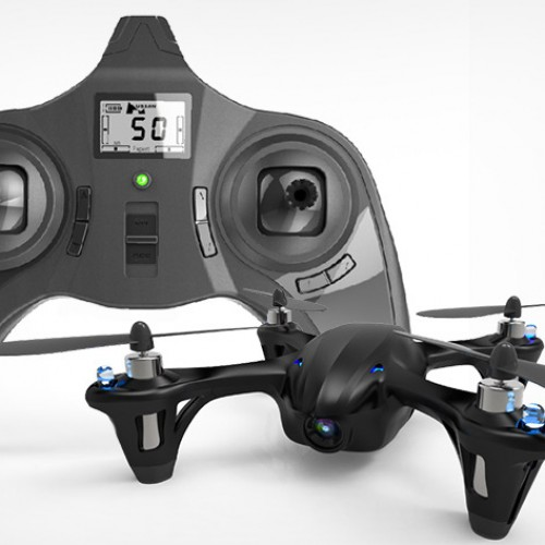 Limited Edition Code Black Drone: Own the sky for just $69 [Deal of the Day]