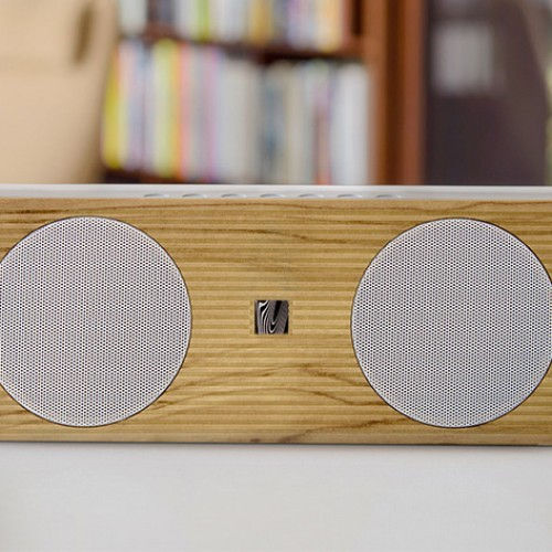 Soundfreaq Double Spot: Award winning Bluetooth speaker with a beautiful design 25% off [Deal of the Day]