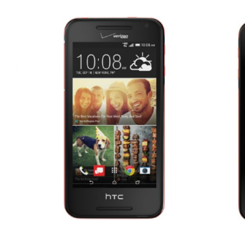 Verizon announces HTC Desire 612 for tomorrow, October 9