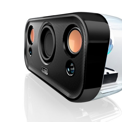 X-mini launches speaker with sound so Clear it's visible