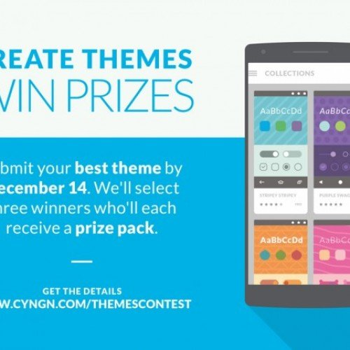 Cyanogen launches Themes Studio design challenge
