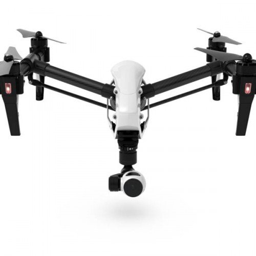 DJI Inspire 1 Removes the Legs from Your Drone Shots