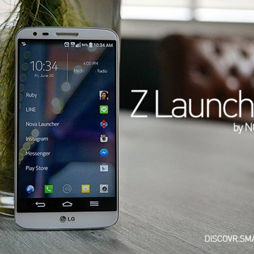Nokia Z Launcher Beta available in the Play store