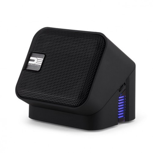 Accessory of the Day: Democracy DEG100B Bluetooth speaker, $14.99