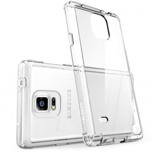 Accessory of the Day: Galaxy Note 4 clear shell, $14.99