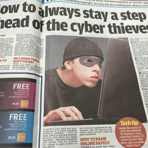 Cyber Security Bundle: Become a hacker and use your powers for good, 73% off [Deal of the Day]