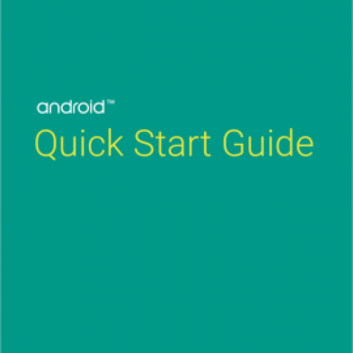Google releases Android Lollipop Quick Start Guide